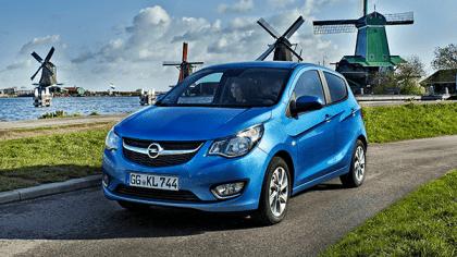 Opel Karl min. € 1.500,- korting
