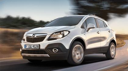 Opel Mokka X 1.4 turbo online edition met € 4.000,- korting