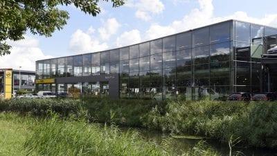 Motorhuis Alphen
