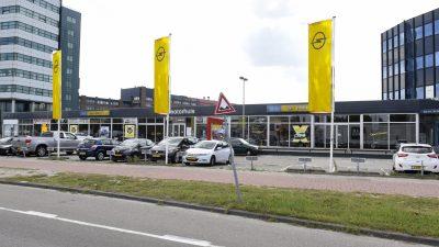 Motorhuis Den Haag Binckhorstlaan