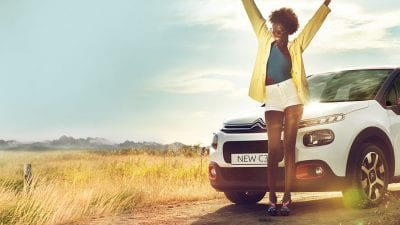 Bekijk Motorhuis actie: Citroën C3