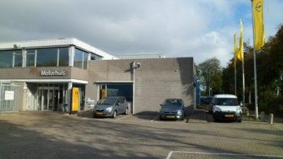 Motorhuis Katwijk