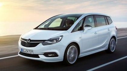 Opel Zafira min € 5.500,- korting