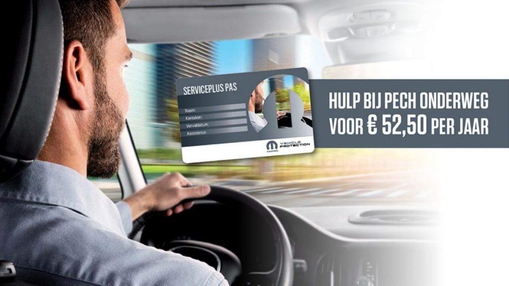 Fiat ServicePlus pas