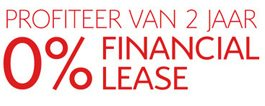 Aanbieding op Citroën Bedrijfswagens; Profiteer van 2 jaar lang 0% Financial Lease