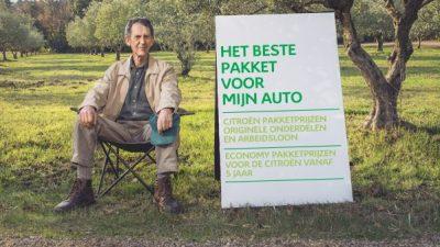 Citroën onderhoudsbeurt