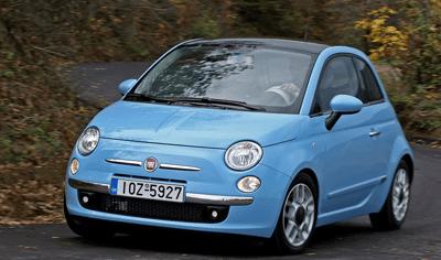 Fiat 500 met maximale korting van 4500 euro!