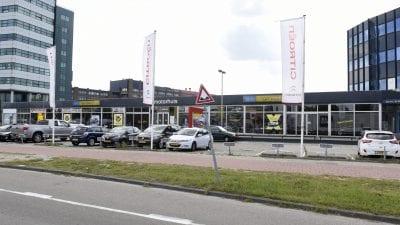 Motorhuis Den Haag