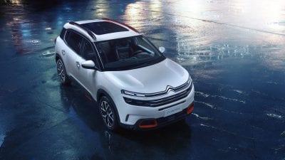 De nieuwe Citroën C5 Aircross