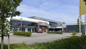 Bekijk Motorhuis Delft