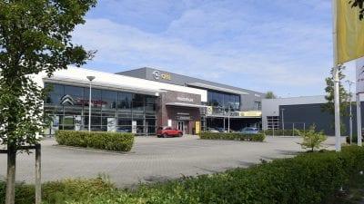 Motorhuis Delft