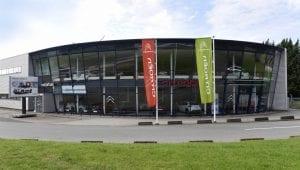 Bekijk Motorhuis Forepark (Den Haag)