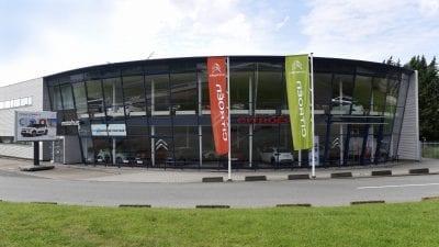 Motorhuis Forepark (Den Haag)