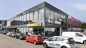 Bekijk Motorhuis Haarlem