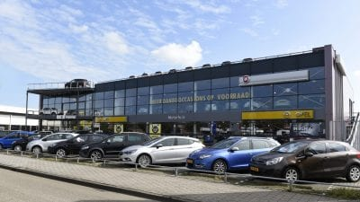 Motorhuis Heemskerk