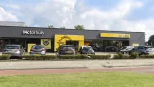 Bekijk Motorhuis Hoofddorp (Opel)