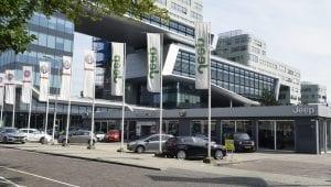 Bekijk Motorhuis Leiden Lammenschans