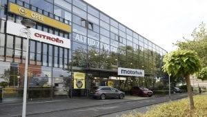 Bekijk Motorhuis Leiden