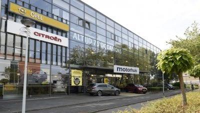 Motorhuis Leiden