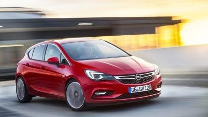 Opel Astra 5-drs min. € 5.000,- korting