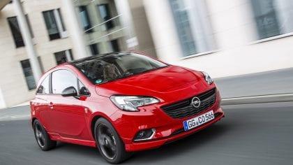 Opel Corsa nu met € 3.500,- korting
