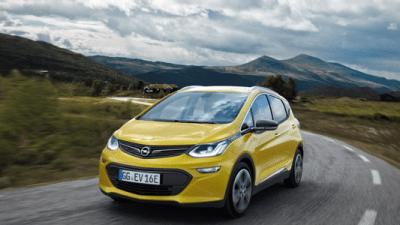 Bekijk In beeld: De Opel Ampera-E