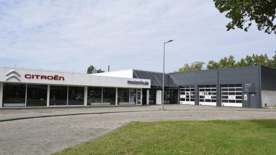 Fiat Garage Rotterdam : Motorhuis rotterdam uw citroën dealer in de regio motorhuis