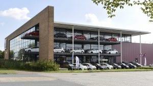 Bekijk Motorhuis Velsen