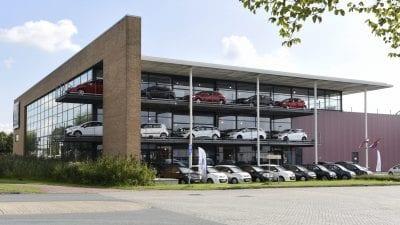 Motorhuis Velsen