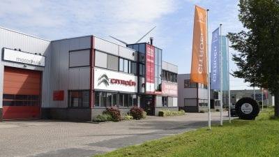 Motorhuis Zoetermeer