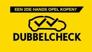 Opel Dubbelcheck