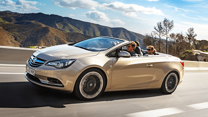 Opel Cascada 1.4 turbo innovation met €4.563,- korting