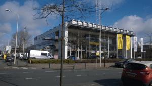 Bekijk Motorhuis Kerketuinen (Den Haag)
