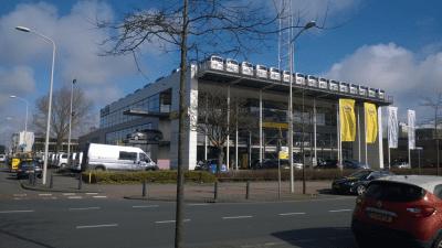 Motorhuis Kerketuinen (Den Haag)