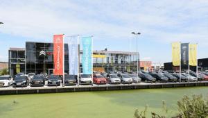 Bekijk Motorhuis Gouda