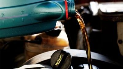 Olie verversen