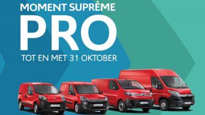 Bekijk Moment Suprême Pro tot en met 31 oktober