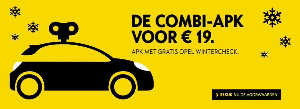 Opel combi-APK