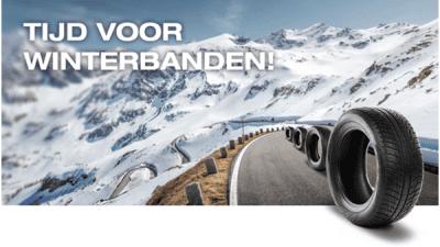 Bekijk Actie: Tijd voor winterbanden!