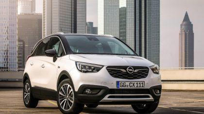 Opel Crossland X min. €3.500,- korting