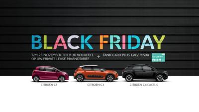 Bekijk BLACK FRIDAY bij Motorhuis