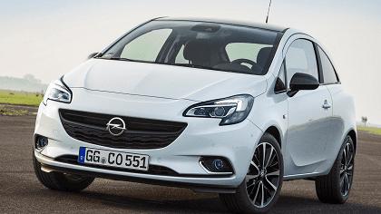 Opel Corsa met €3.500,- korting