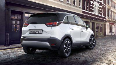 Bekijk Opel Crossland X min. € 3.500,- korting