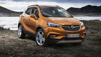 Opel Mokka X 1.4 turbo online edition min € 5.000,- korting