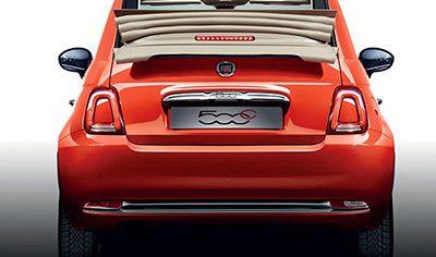 Fiat 500 Cabrio met maximale korting van 3.495 euro!