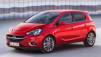Bekijk Actie: De Opel Corsa Favourite