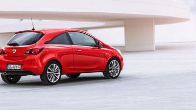 Bekijk Opel Corsa Favourite nu met € 3.000,- korting