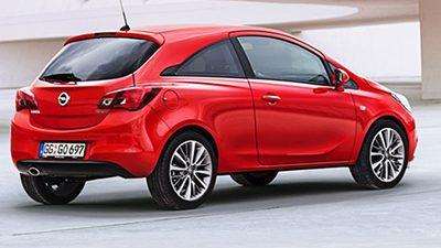 Bekijk Opel Corsa Favourite nu met € 3.500,- korting