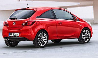Opel Corsa Favourite nu met € 3.000,- korting