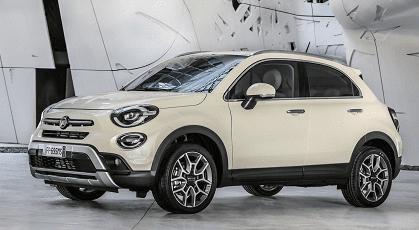 Fiat New 500X nu met €1.500,- korting